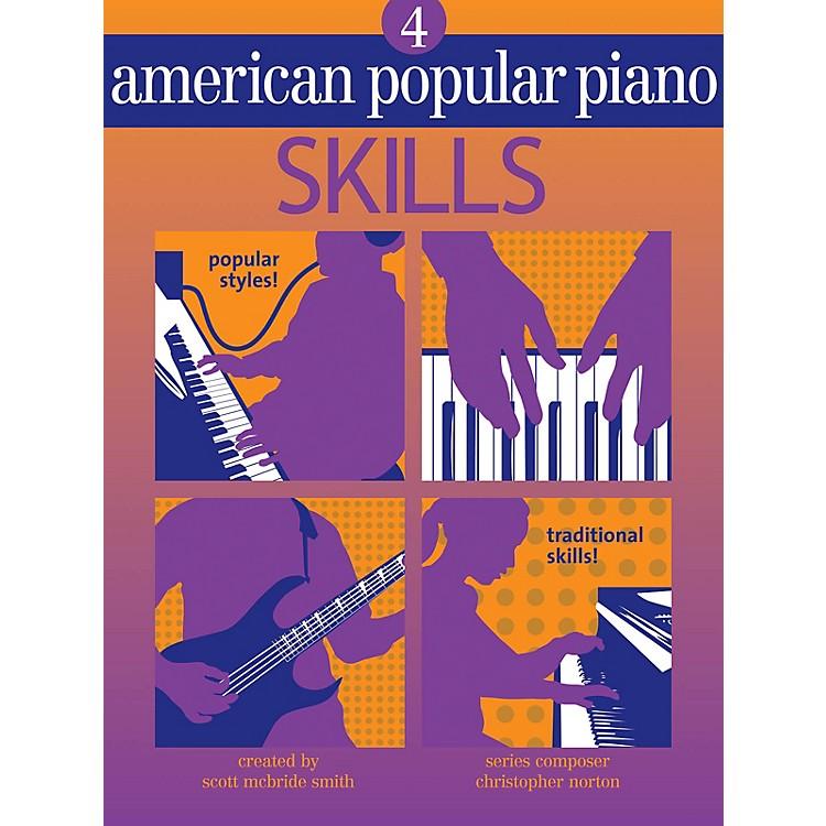 Novus ViaAmerican Popular Piano (Level Four - Skills) Novus Via Music Group Series Written by Christopher Norton