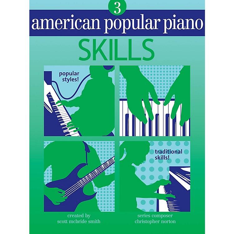 Novus ViaAmerican Popular Piano (Level Three -Skills) Novus Via Music Group Series Written by Christopher Norton
