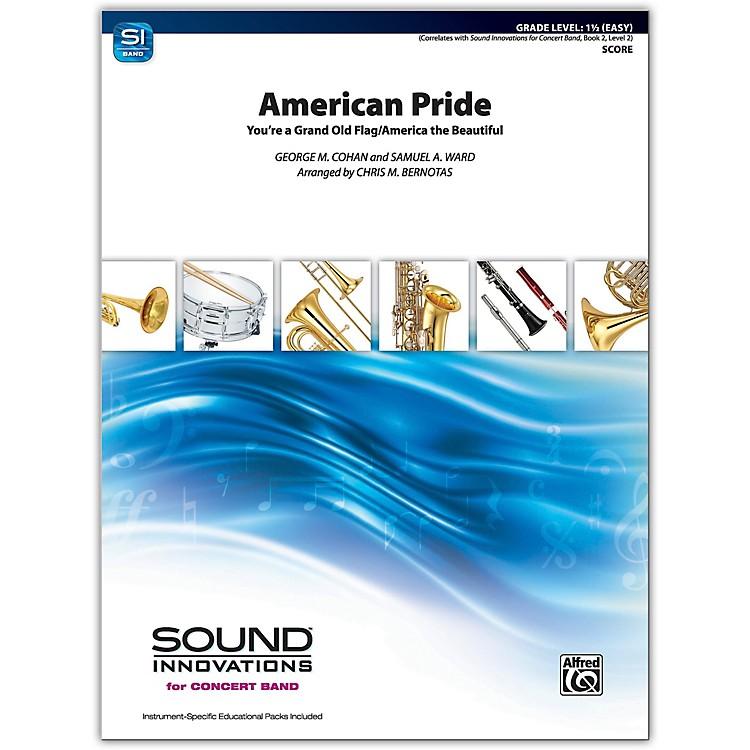 AlfredAmerican Pride Conductor Score 1.5 (Easy)