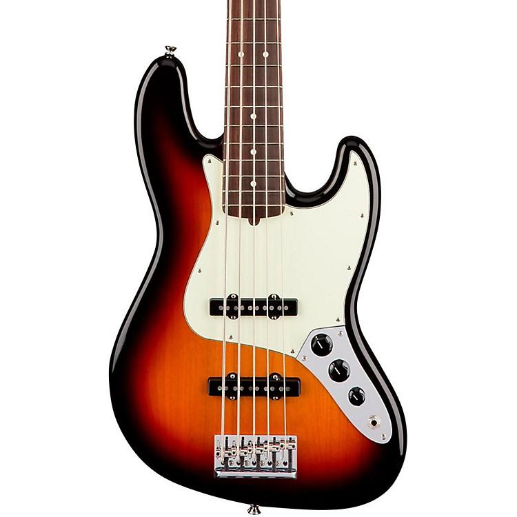 FenderAmerican Professional Jazz Bass V Rosewood Fingerboard3-Color Sunburst