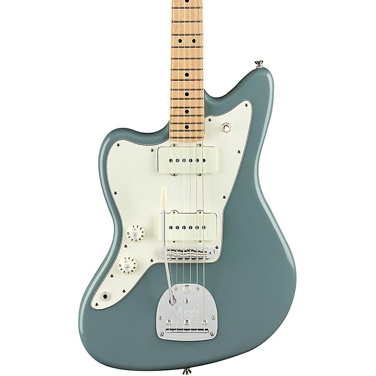FenderAmerican Professional Jazzmaster Maple Fingerboard Left-Handed Electric GuitarSonic Gray