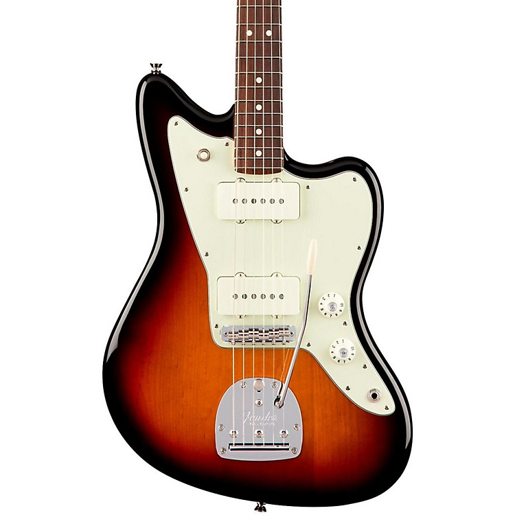 FenderAmerican Professional Jazzmaster Rosewood Fingerboard Electric GuitarOlympic White