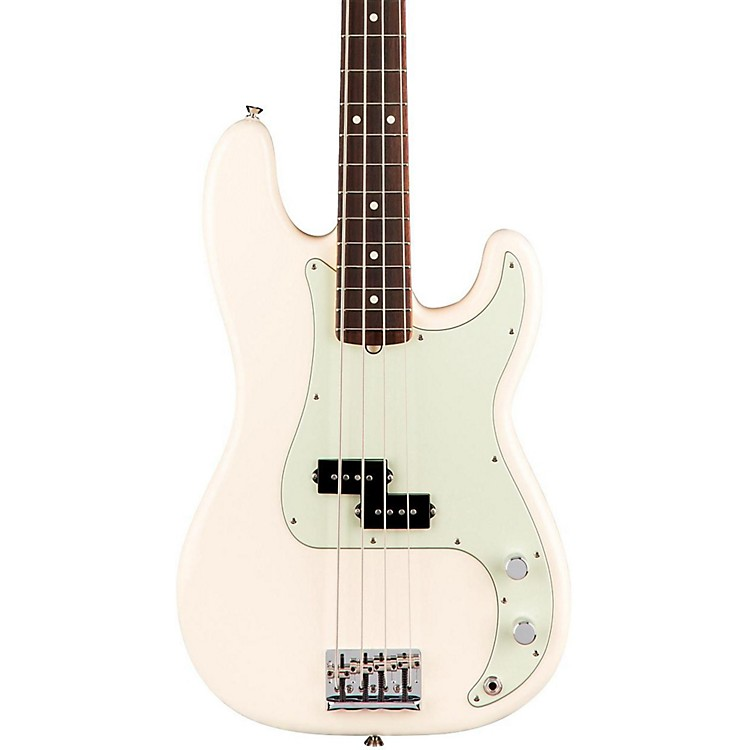 FenderAmerican Professional Precision Bass with Rosewood FingerboardAntique Olive