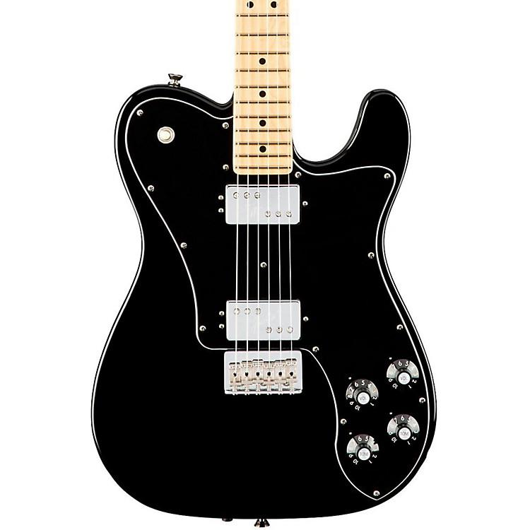 FenderAmerican Professional Telecaster Deluxe Shawbucker Maple Fingerboard Electric GuitarNatural