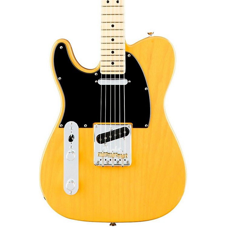 Fender American Professional Telecaster Left-Handed Maple Fingerboard Electric Guitar 3-Color Sunburst
