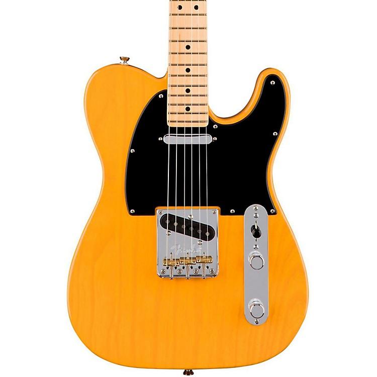 FenderAmerican Professional Telecaster Maple Fingerboard Electric GuitarButterscotch Blonde