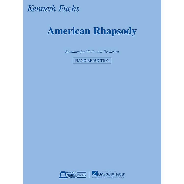 Edward B. Marks Music CompanyAmerican Rhapsody E.B. Marks Series Softcover Composed by Kenneth Fuchs