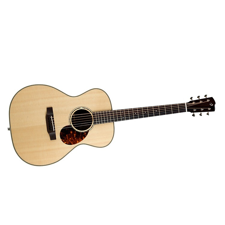 BreedloveAmerican Series OM/SRe, Herringbone Acoustic-Electric Guitar