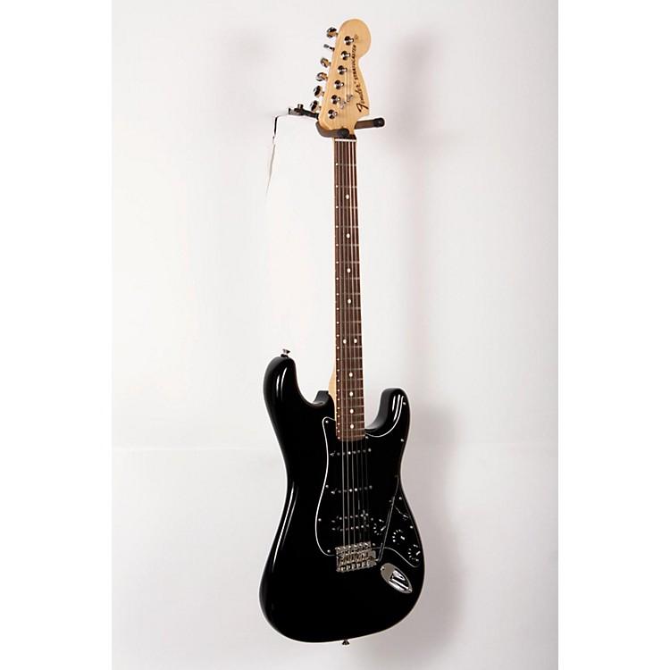 FenderAmerican Special HSS Stratocaster Electric GuitarBlack888365827360