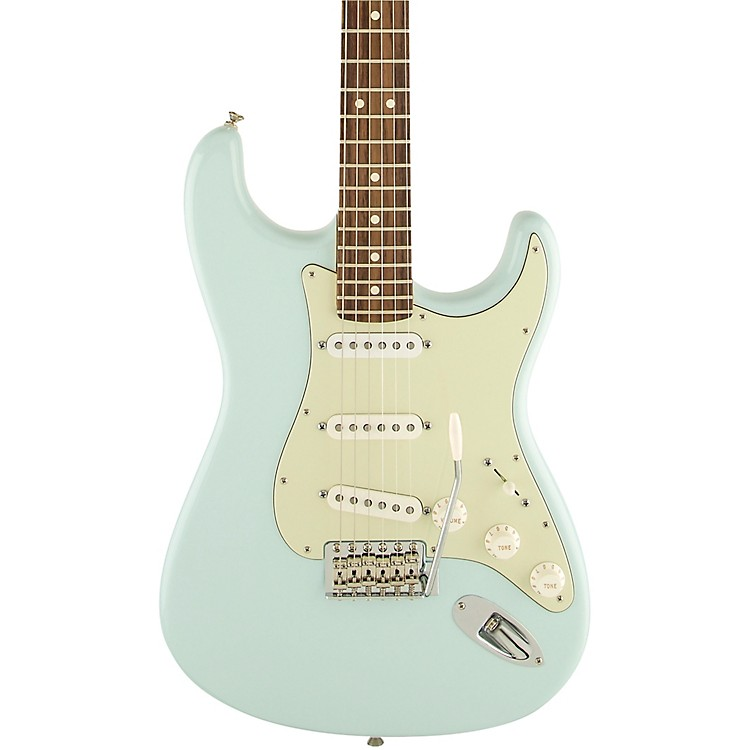 Fender American Special Stratocaster Rosewood Fingerboard Electric Guitar Sonic Blue, Rosewood Fingerboard 888365911076