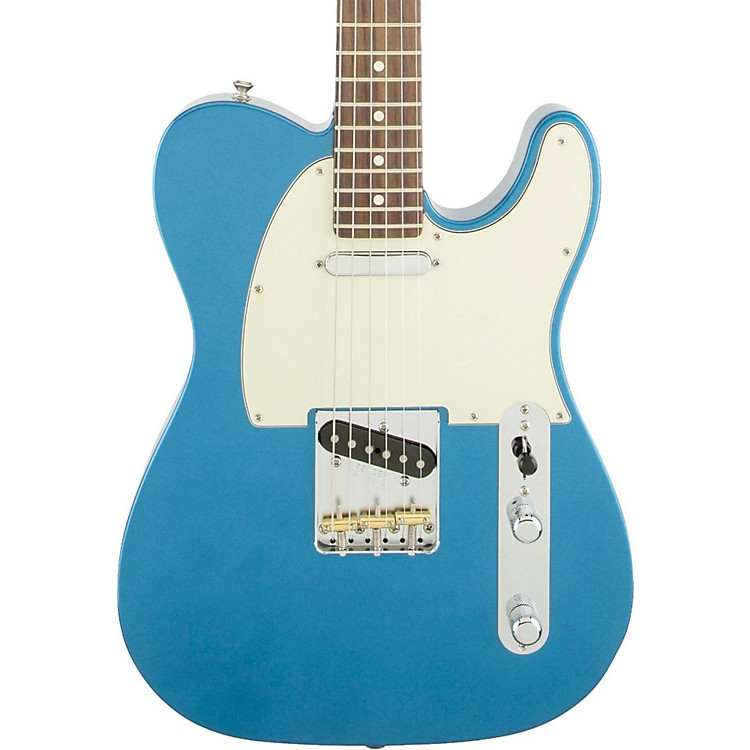 Fender American Special Telecaster Electric Guitar Rosewood Fingerboard Lake Placid Blue Rosewood Fingerboard