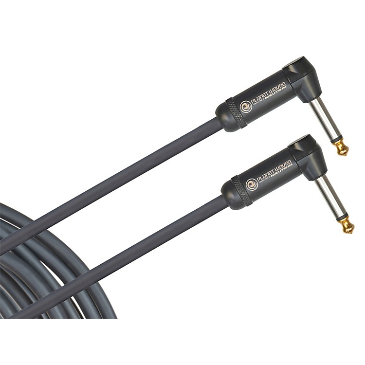 D'Addario Planet WavesAmerican Stage Series Instrument Cable - Right to Right10 ft.