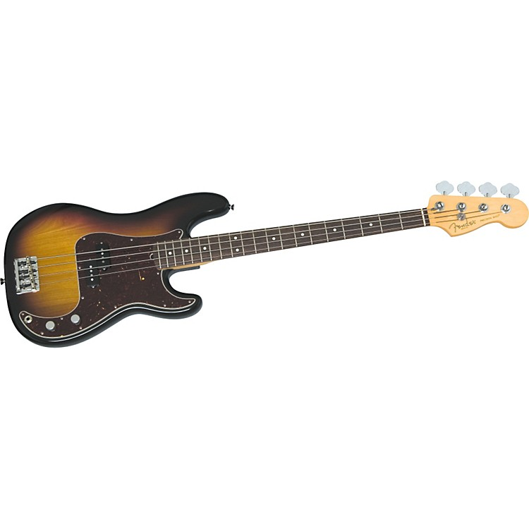 FenderAmerican Standard P Bass3-Color SunburstRosewood Fretboard