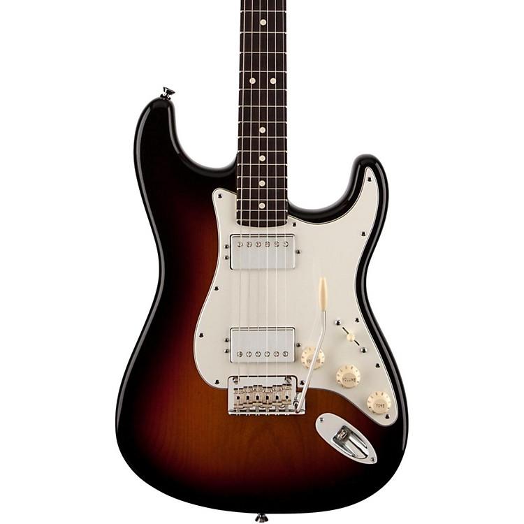 FenderAmerican Standard Rosewood Fingerboard HH Stratocaster Electric Guitar3-Color Sunburst