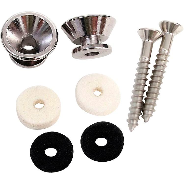 FenderAmerican Standard Series Strap ButtonsNickel