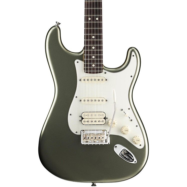 FenderAmerican Standard Stratocaster HSS Electric Guitar with Rosewood Fretboard