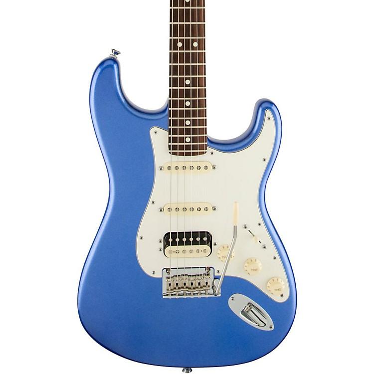 FenderAmerican Standard Stratocaster HSS Shawbucker Rosewood Fingerboard Electric GuitarBlack