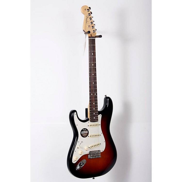 FenderAmerican Standard Stratocaster Left-Handed Electric Guitar3-Color Sunburst, Rosewood Fingerboard888365827032