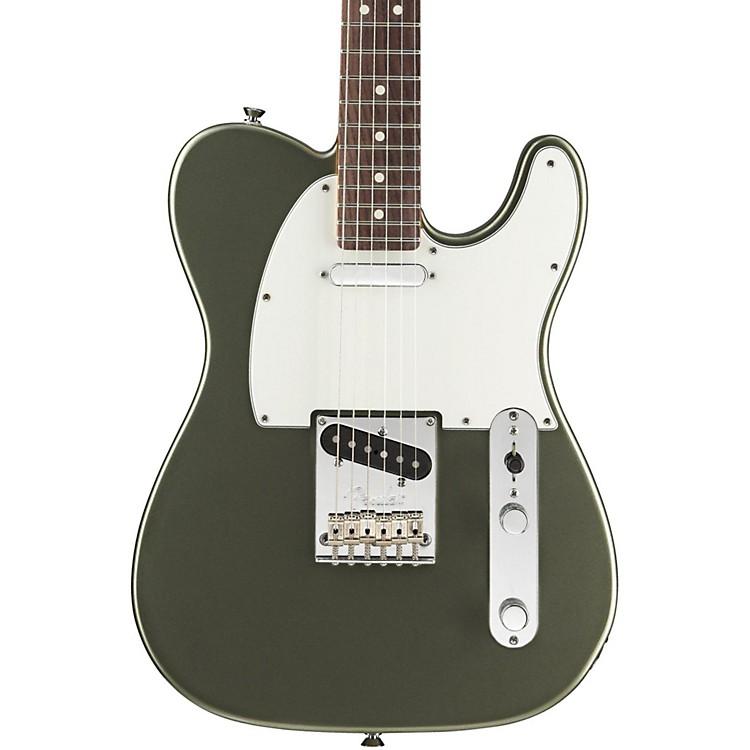 FenderAmerican Standard Telecaster Electric Guitar with Rosewood FingerboardJade Pearl MetallicRosewood Fingerboard