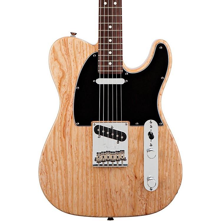 FenderAmerican Standard Telecaster Electric Guitar with Rosewood FingerboardNaturalRosewood Fingerboard