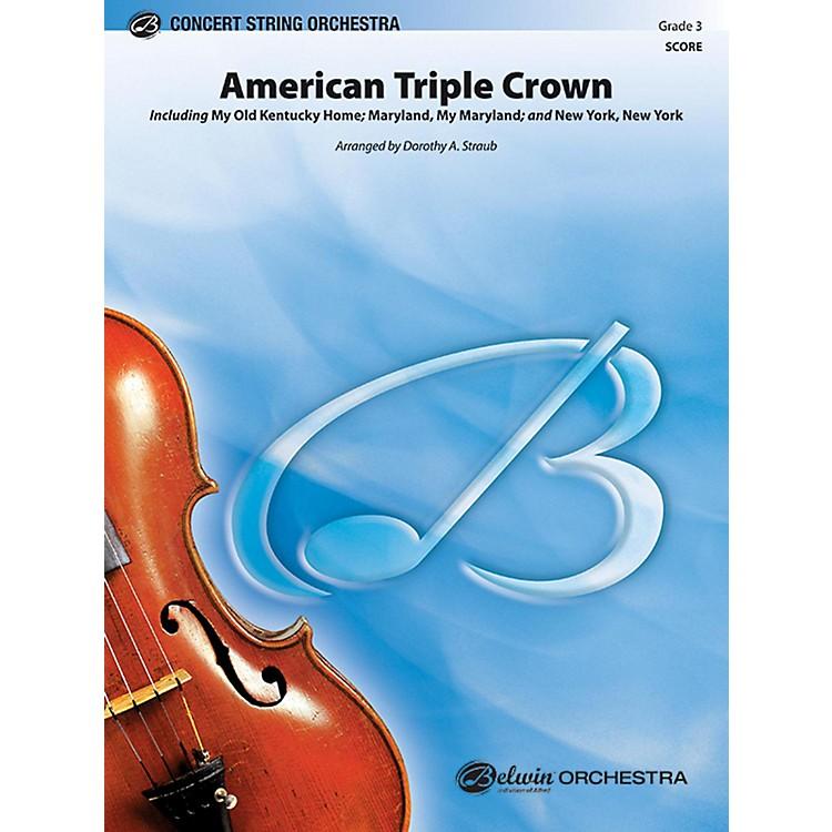 BELWINAmerican Triple Crown Grade 3