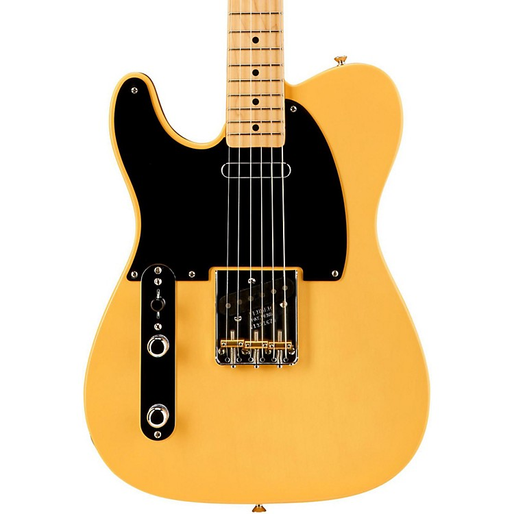 American vintage 52 telecaster review