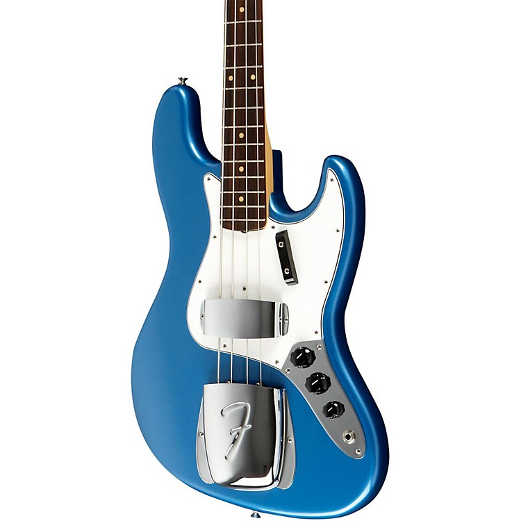 Fender American Vintage '64 Jazz Bass Lake Placid Blue Rosewood Fingerboard