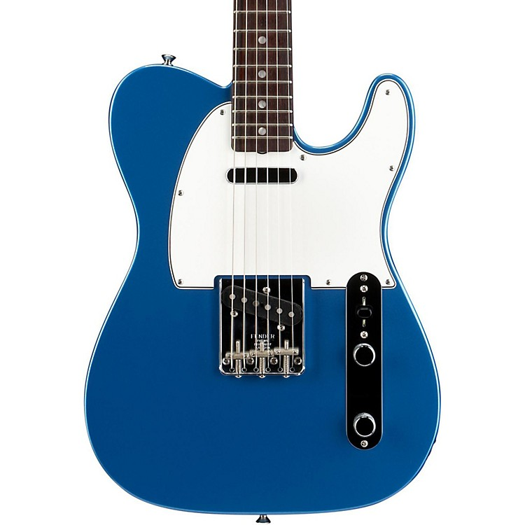 Fender American Vintage '64 Telecaster Electric Guitar Lake Placid Blue Rosewood Fingerboard