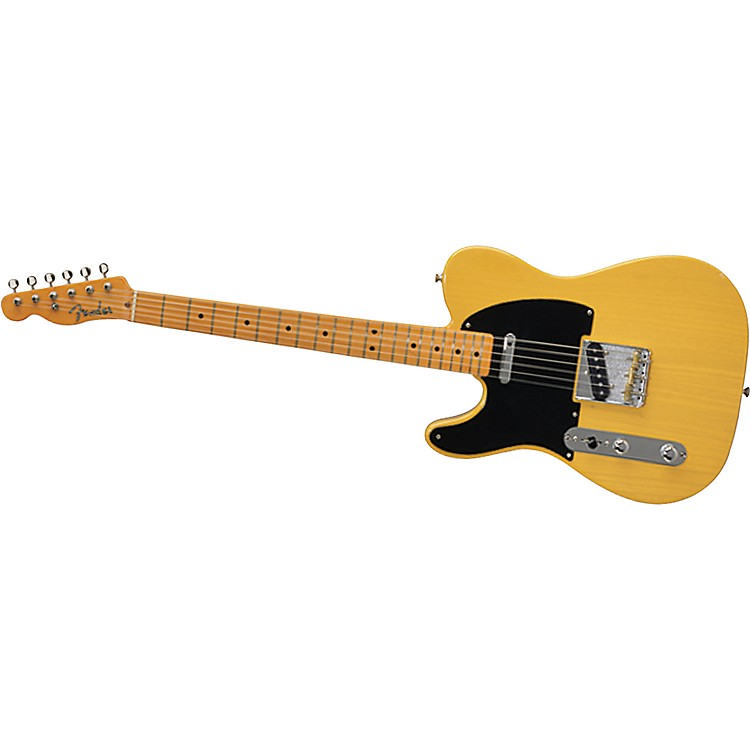 Fender American Vintage Series '52 Telecaster Left-Handed Electric Guitar