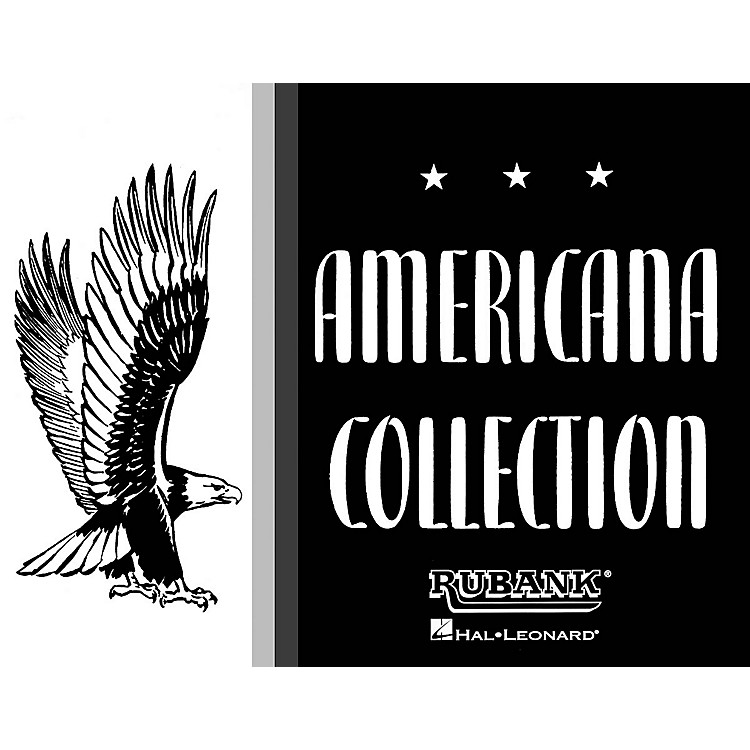 Rubank Publications Americana Collection for Band (2nd F Horn) Concert Band Composed by Various