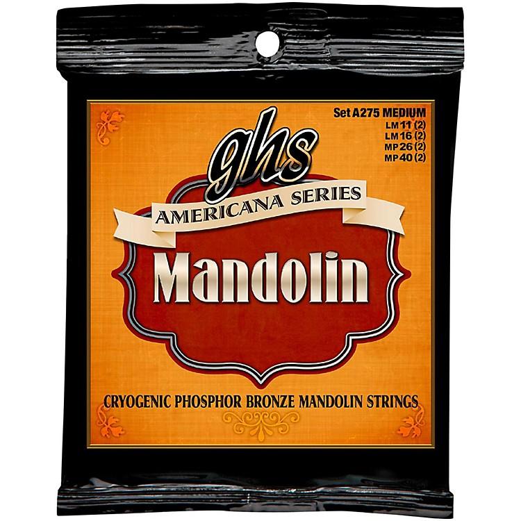 GHSAmericana Medium Mandolin Strings (11-40)