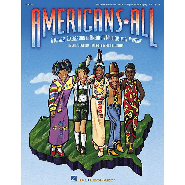 Hal LeonardAmericans All ShowTrax CD Arranged by Alan Billingsley