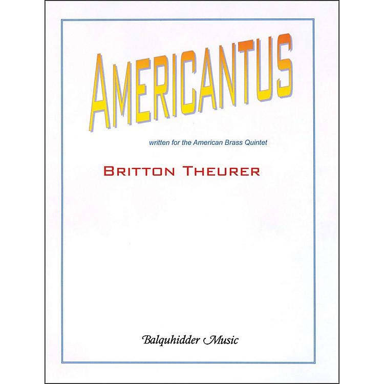 Carl FischerAmericantus Book