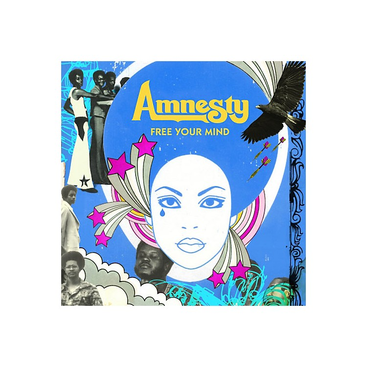 AllianceAmnesty - Free Your Mind: The 700 West Sessions