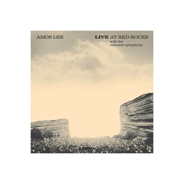 AllianceAmos Lee - Amos Lee Live At Red Rocks With The Colorado Symphony