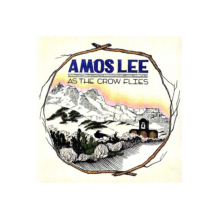 Alliance Amos Lee - As the Crow Flies