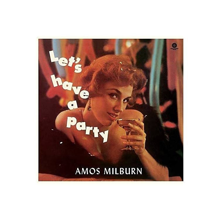 Alliance Amos Milburn - Let's Have A Party