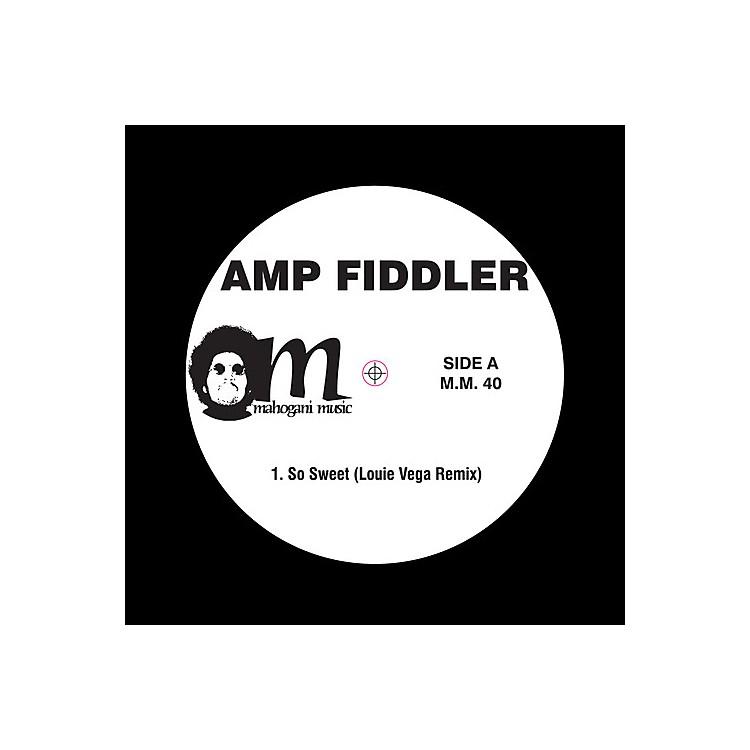 AllianceAmp Fiddler - So Sweet (little Louie Vega Remix) / It's Alright