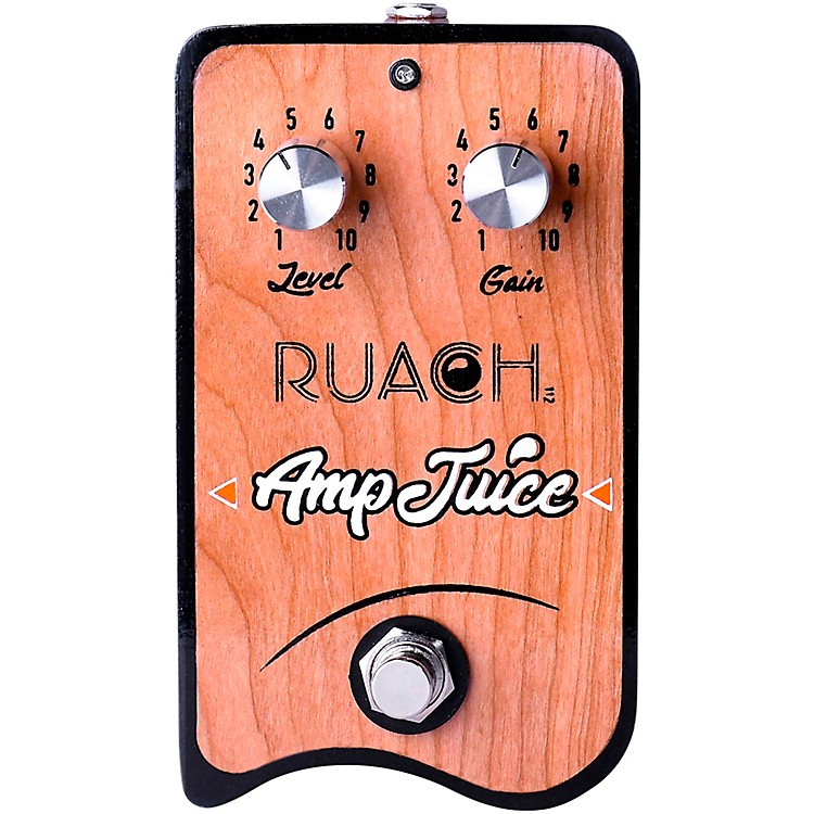Ruach Music Amp Juice Boost/Overdrive Effects Pedal