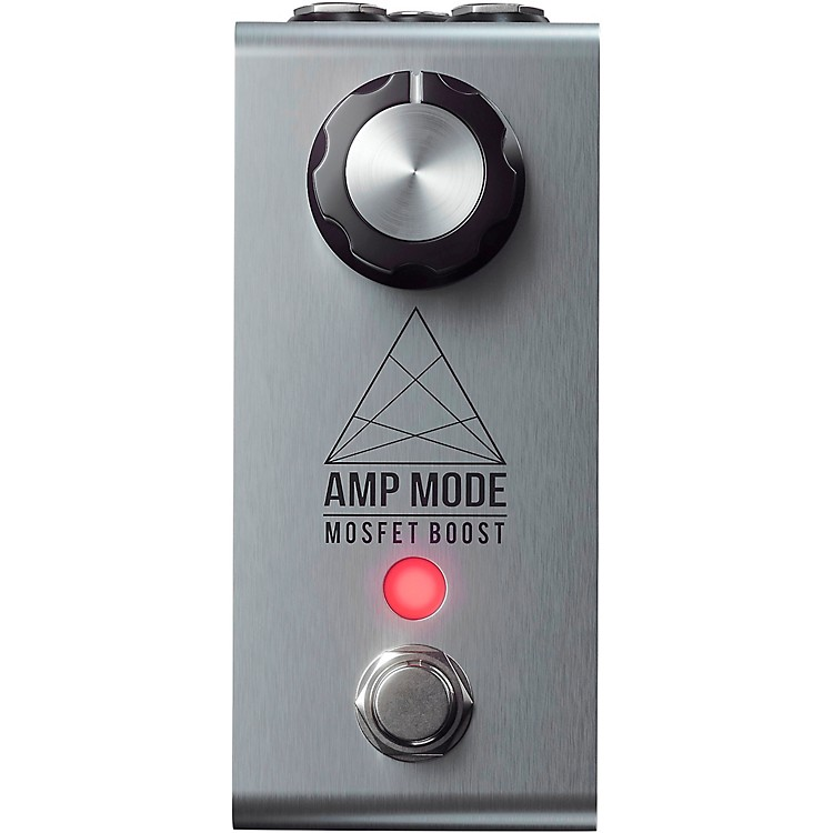 Jackson AudioAmp Mode Boost Effects PedalSilver