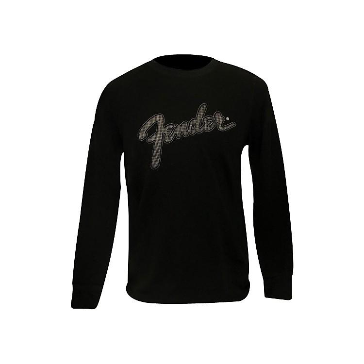 FenderAmp Screen Thermal ShirtBlackSmall