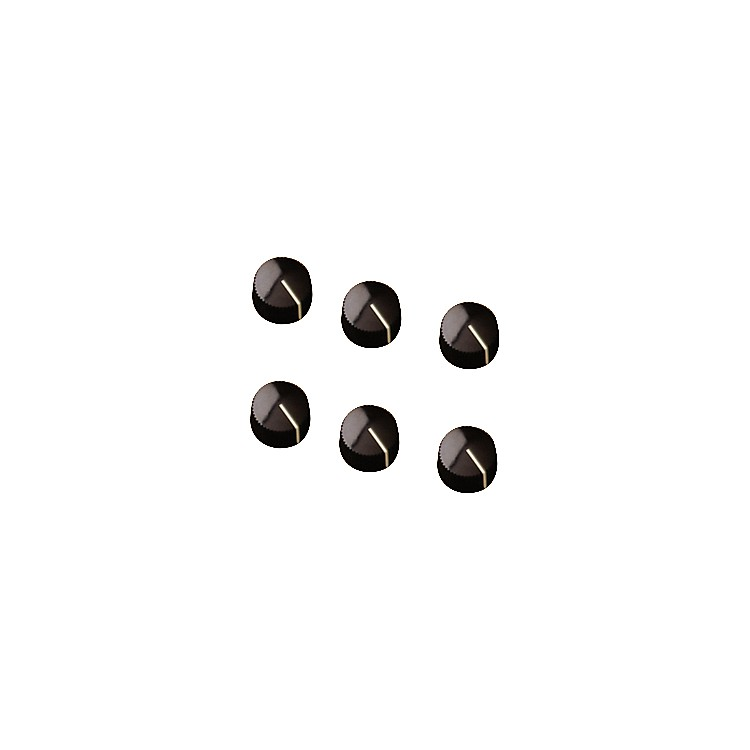 Fender Amplifier Knobs Vintage Brown