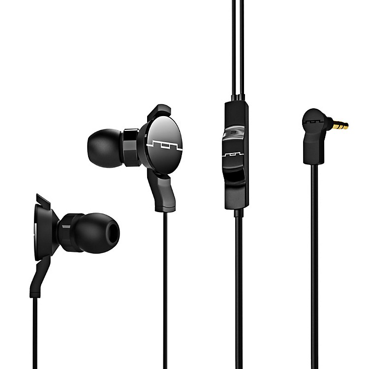 SOL REPUBLICAmps In-Ear Headphones with 3-Button Remote