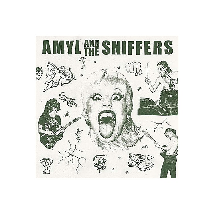 AllianceAmyl & the Sniffers - Amyl And The Sniffers