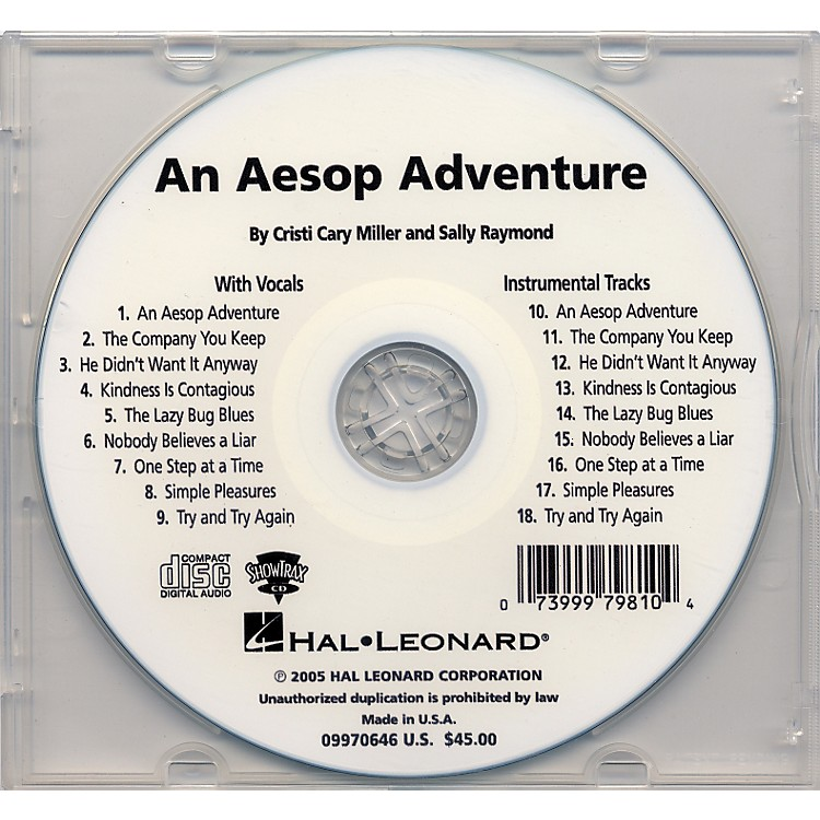 Hal LeonardAn Aesop Adventure