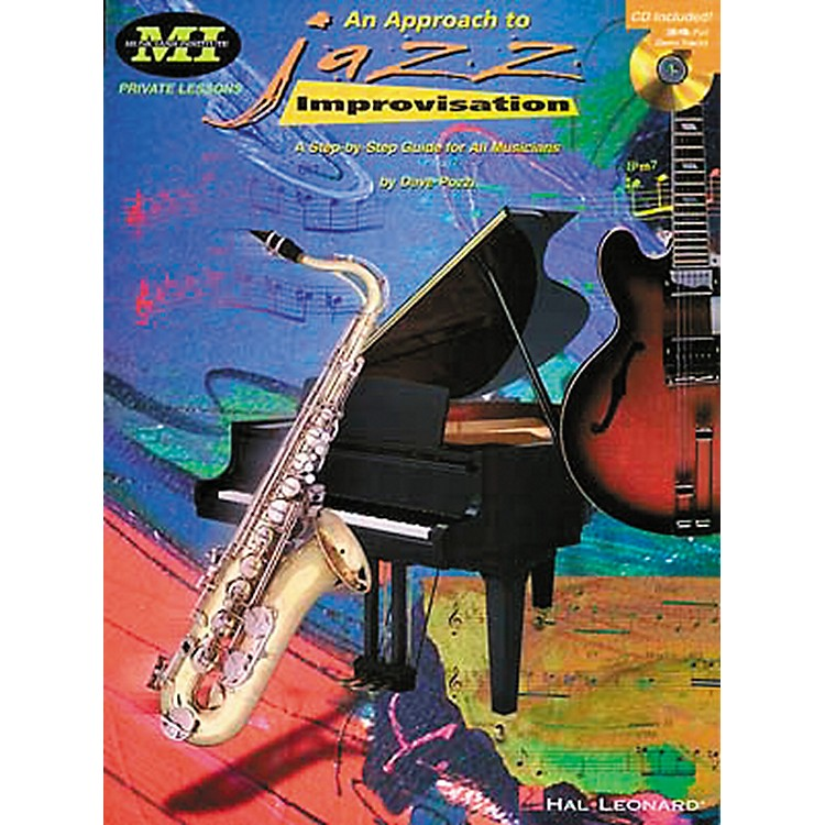 Hal LeonardAn Approach To Jazz Improvisation (Book/CD)