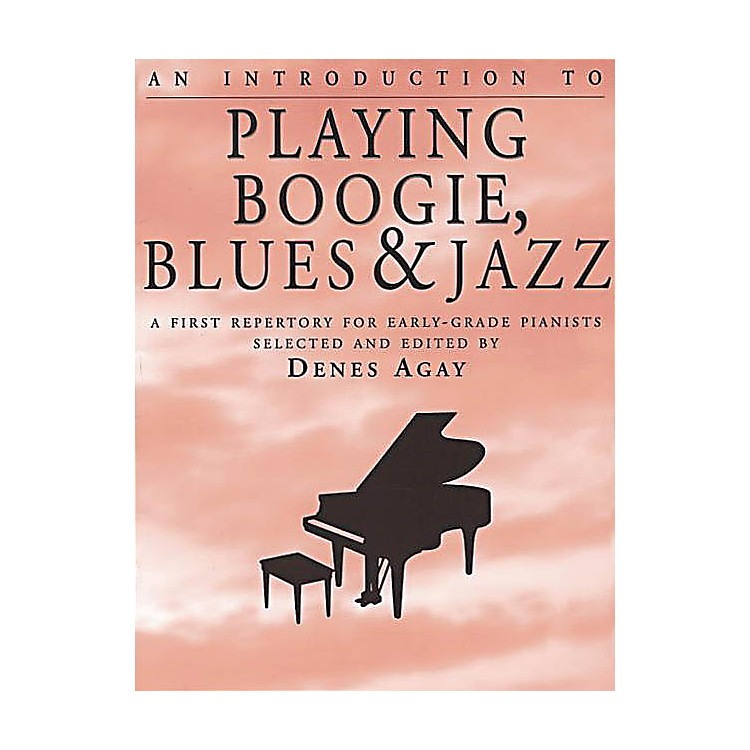 Yorktown Music PressAn Introduction to Playing Boogie, Blues and Jazz Yorktown Series Softcover
