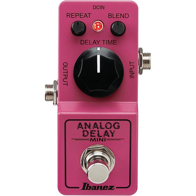 IbanezAnalog Delay Mini Guitar Pedal