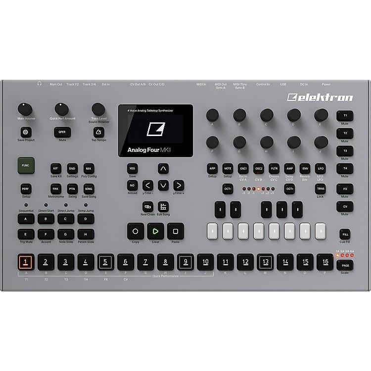 ElektronAnalog Four MKII Tabletop Synthesizer