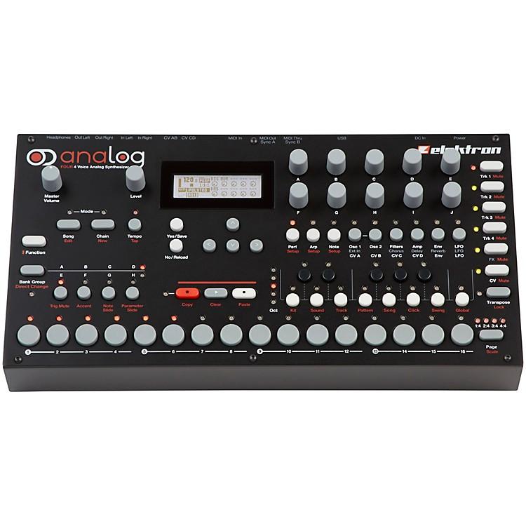 ElektronAnalog Four Tabletop Synthesizer